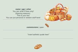 Non-Core Custom Box - Bread by asayyu