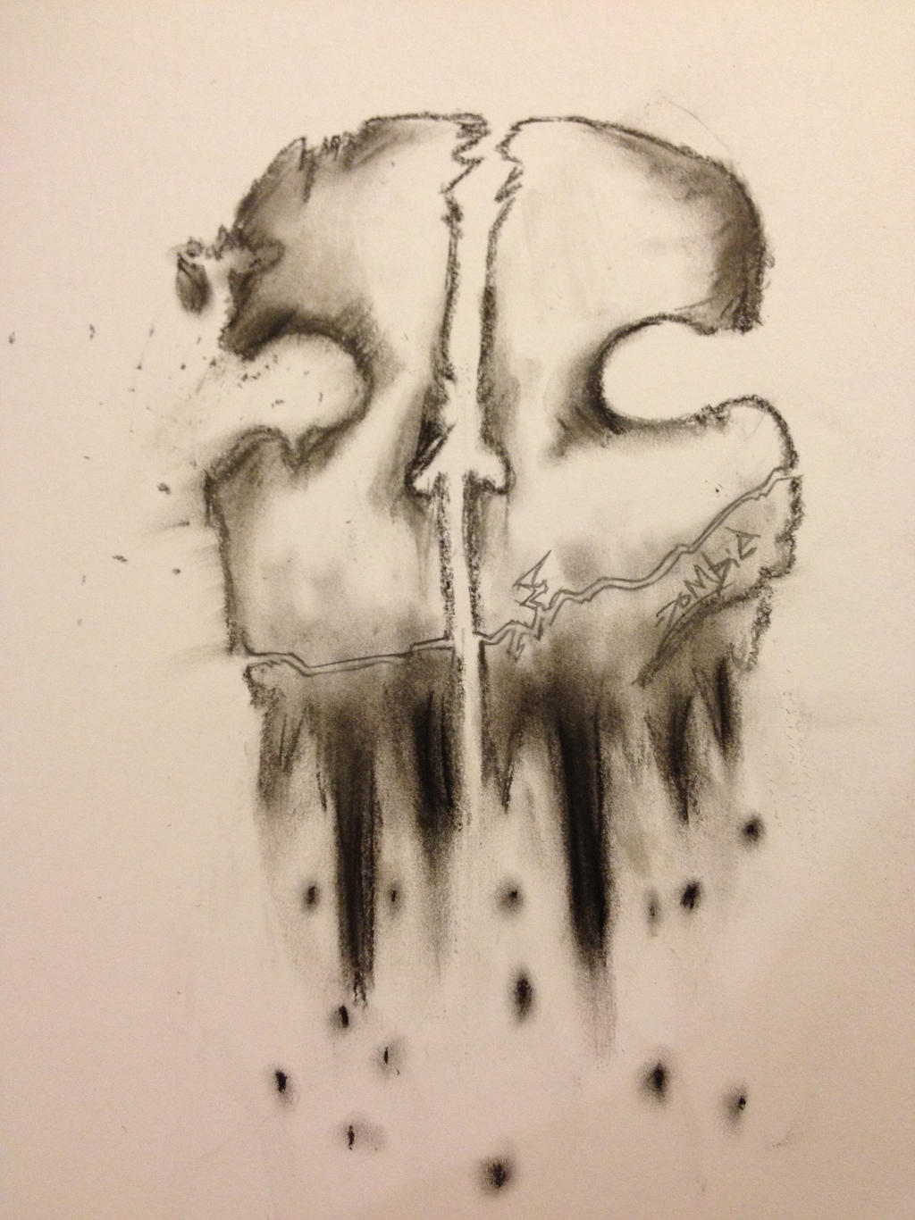 Call Of Duty Ghosts Logo By She Wolf1 On Deviantart