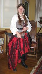 Anazstaizia's Costume