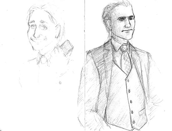 Melissa's Sketchbook25 by vividwings