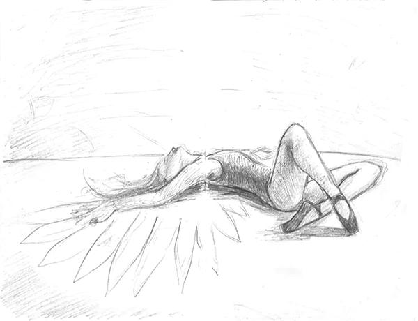 Melissa's Sketchbook 32 by vividwings