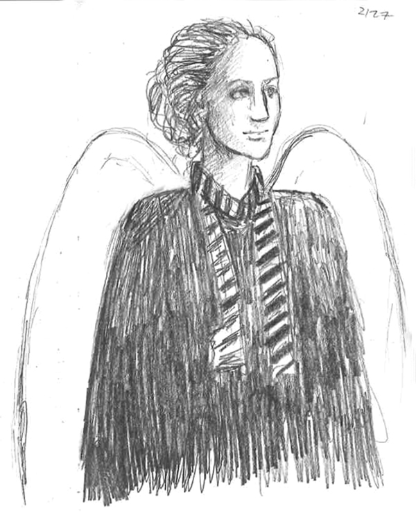 Melissa's Sketchbook 39 by vividwings