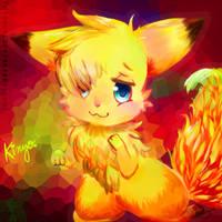 Kinyo by Chibbur