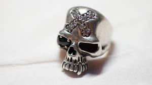 Ring Skull 2