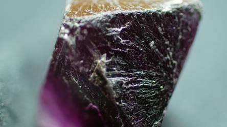Purple Fluotite