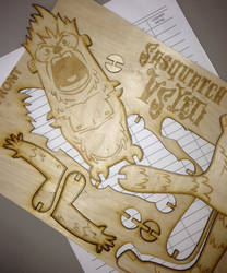 Wooden Sasquatch Kickstarter Preview