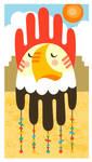Helping Hands: National Bird