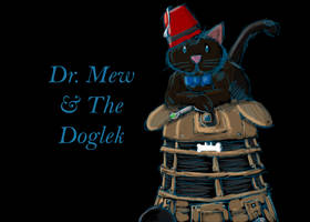 Dr. Mew  the Doglek with color