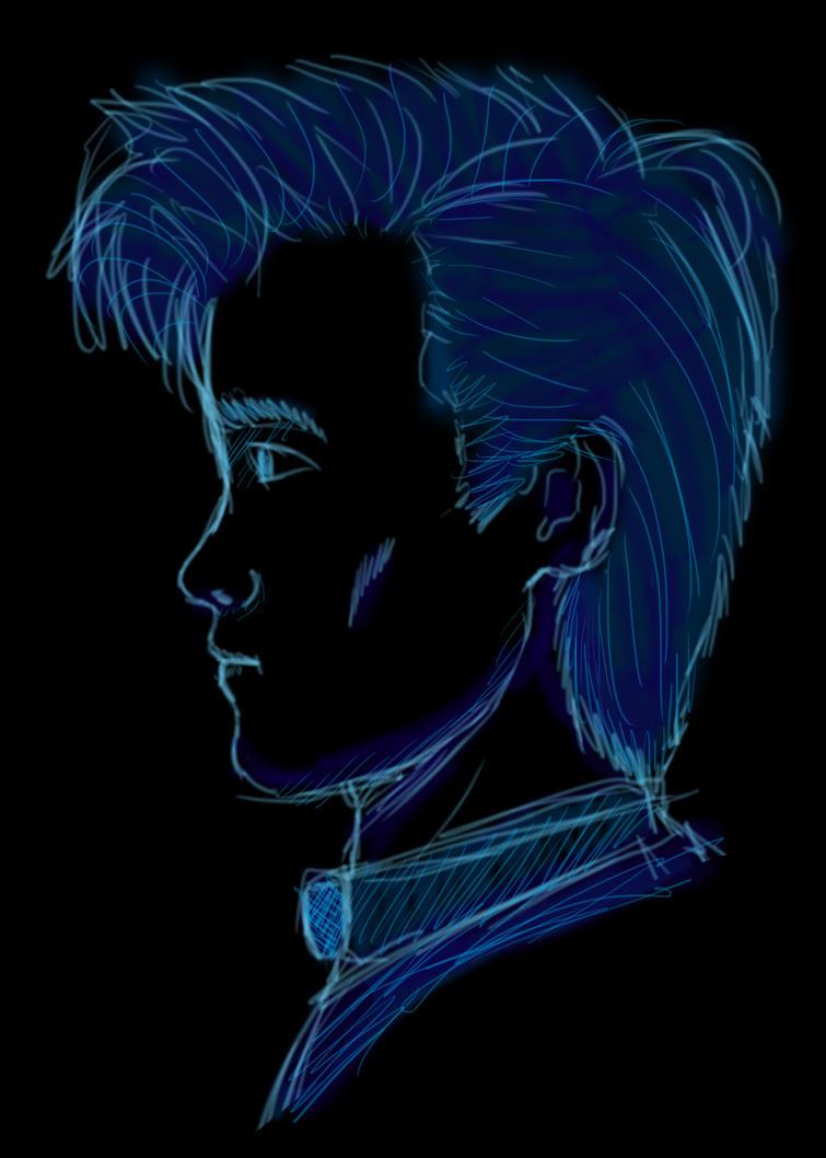 Matt Smith Sketch by jornas