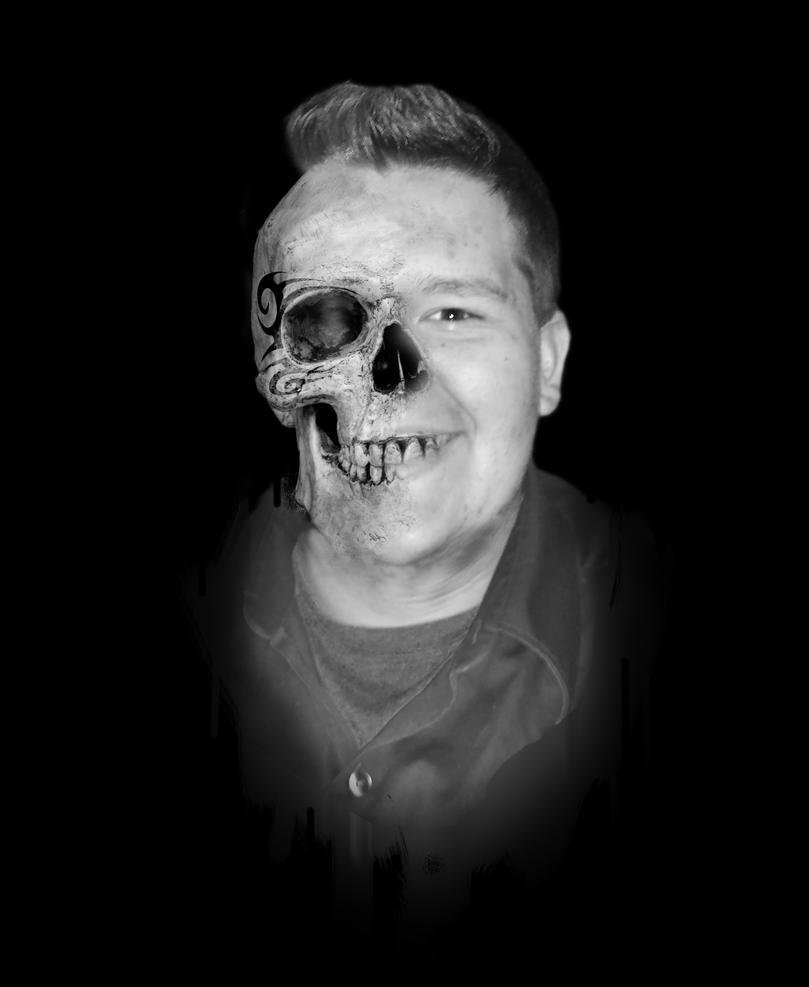Logan's Skull face by jornas