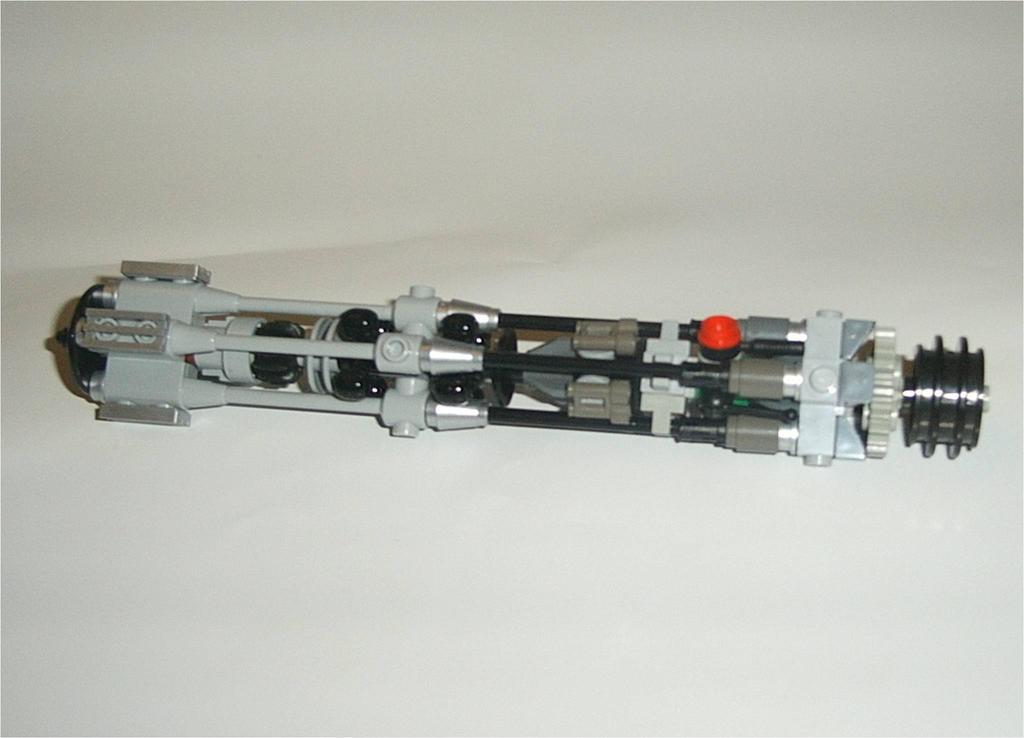 lego lightsaber by katze316