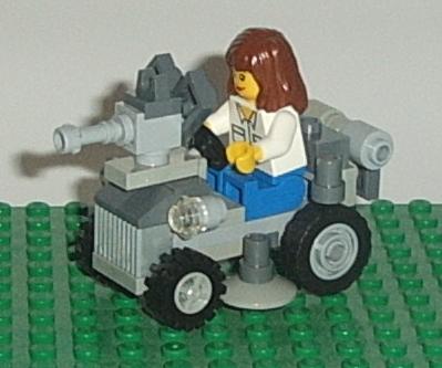 Lawnmower of DOOM by katze316