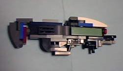 Lego Spartan Laser by katze316