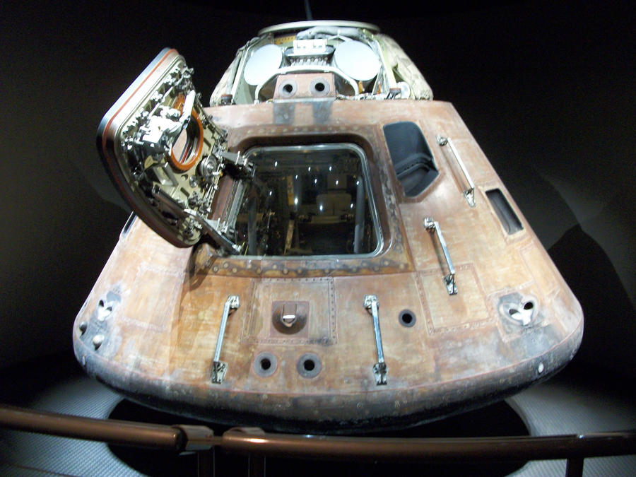 Where Are the Apollo Capsules (page 2) - Pics about space