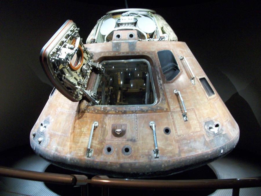apollo 3 capsule - photo #17