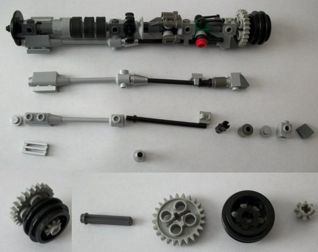 Lightsaber Cutaway And Instructions By Katze316 On Deviantart