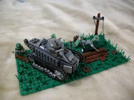 The Battle of Studlingrad by katze316