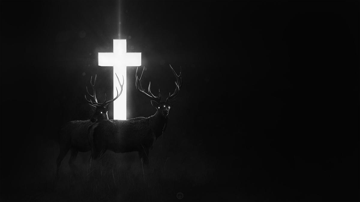 a cross by jk3y