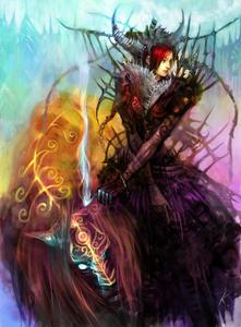 Princess of the witch by krishnablacksky