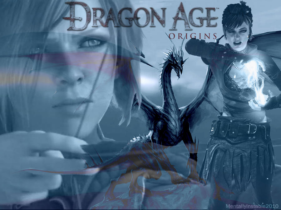 Dragon Age Origins Wallpaper By Striped Stocking