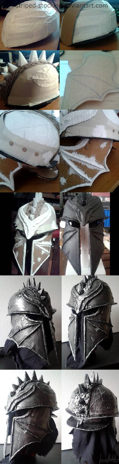 Inquisition Helmet Process