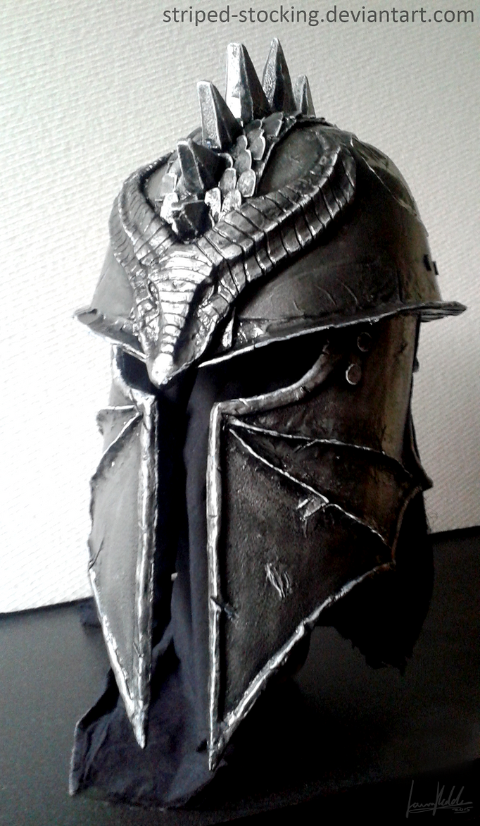 Brand new Dragon Age Inquisition Helmet by Striped-Stocking on DeviantArt NU64