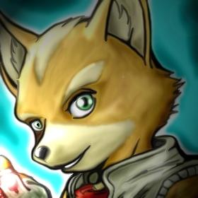 Fox McCloud by Zero-Sphinx