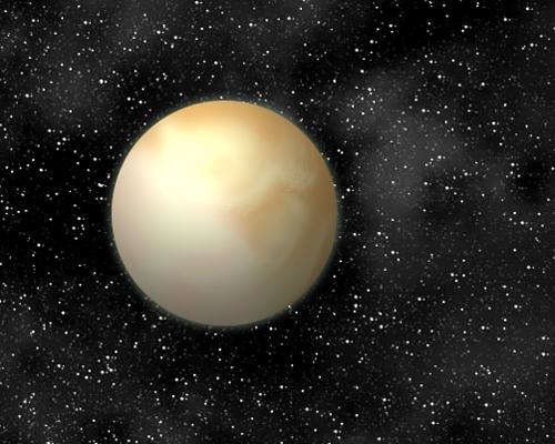 Planet Faline by uruseiranma