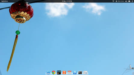Clean Desktop - Elementary by cocooh