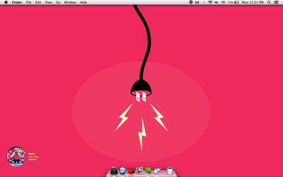 RED - Mac OS X Mavericks by cocooh