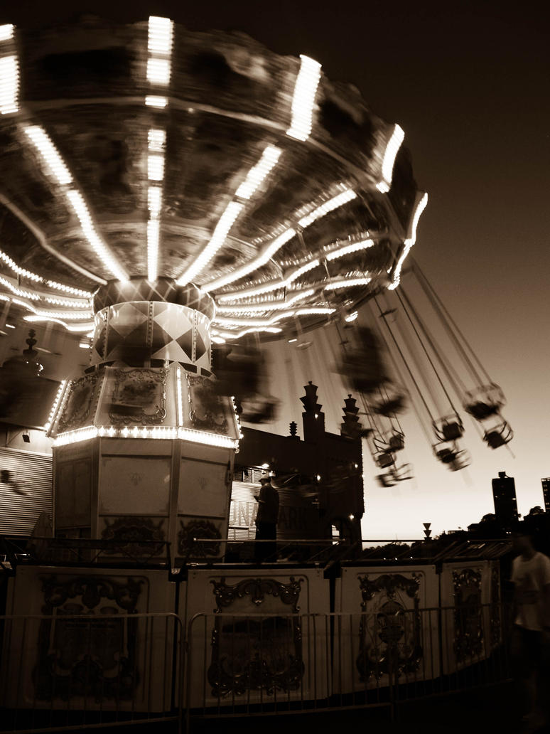Carousel Dream by Wretched-Existence