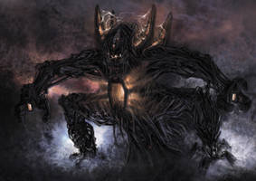 Demon by SlaveofDesign