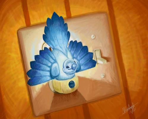Make a Little Birdhouse...