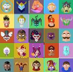 League of Legends Icons