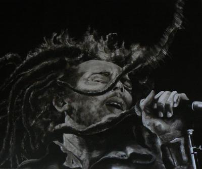 Bob Marley by Geerke74