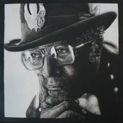 Bo Diddley by Geerke74