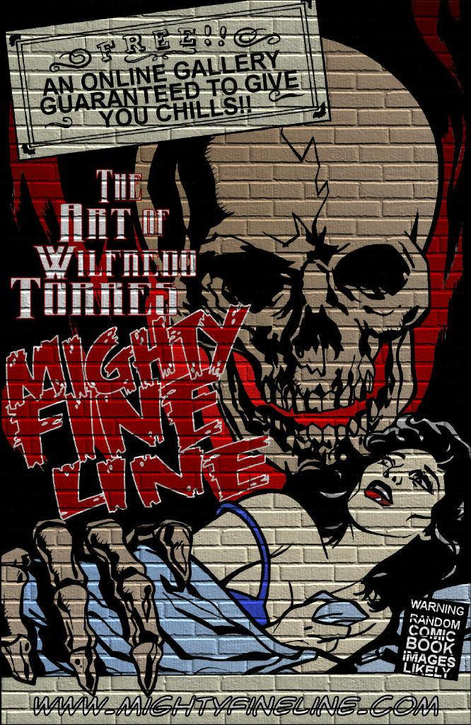 Mighty Fine Line - Promo