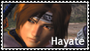 Hayate Stamp by BanXiao