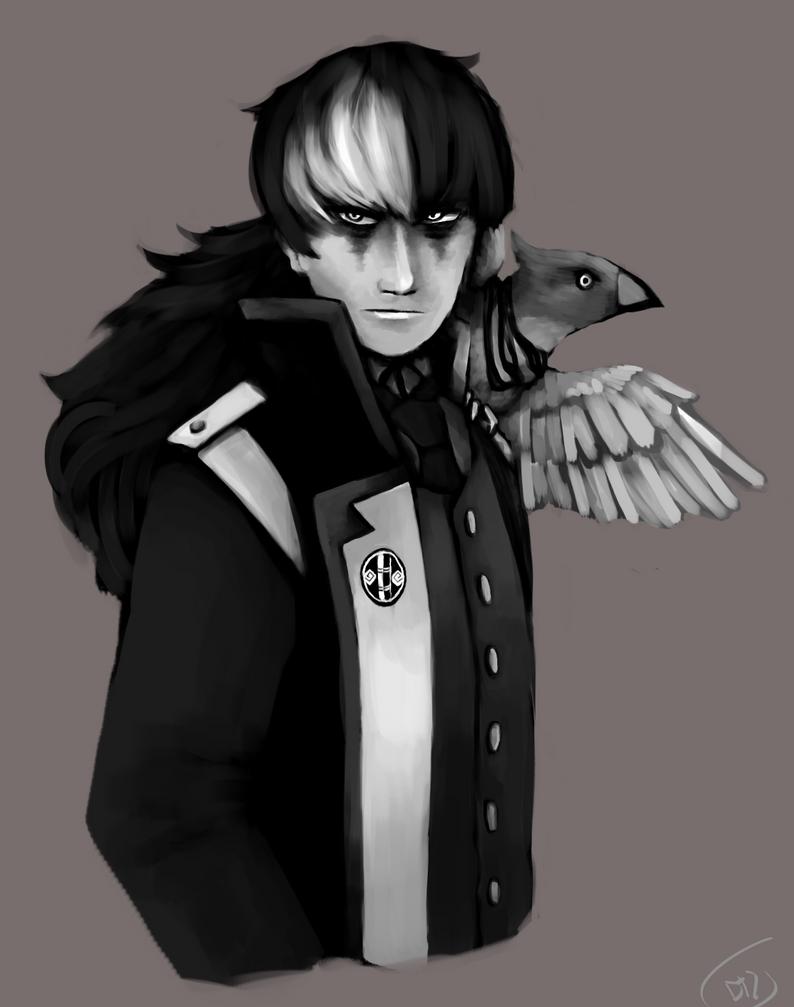 BIRDMAN by dragontamer75