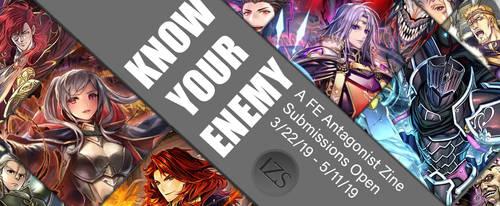 Know Your Enemy Zine by dragontamer75
