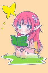 My lala as a scholar! by xKyanari