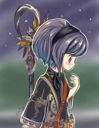 Nyasuri by xKyanari