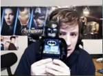 Venturian and Batman