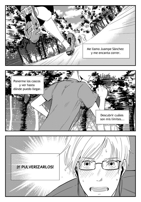 Correr es de cobardes 00:01:01 (Webcomic) by hanaoka-a