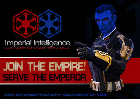 Imperial Intelligence by DromCZ