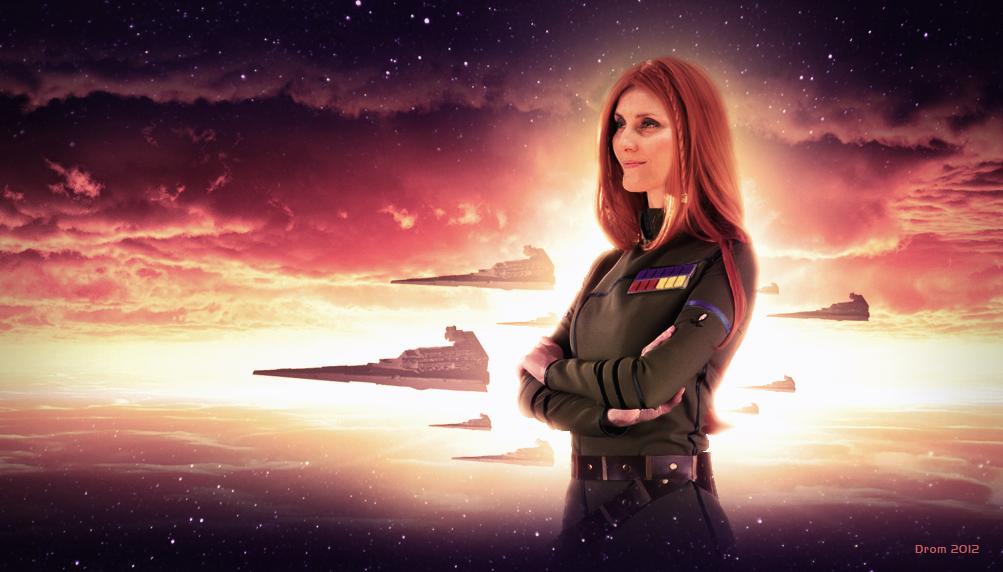 Admiral Daala by DromCZ