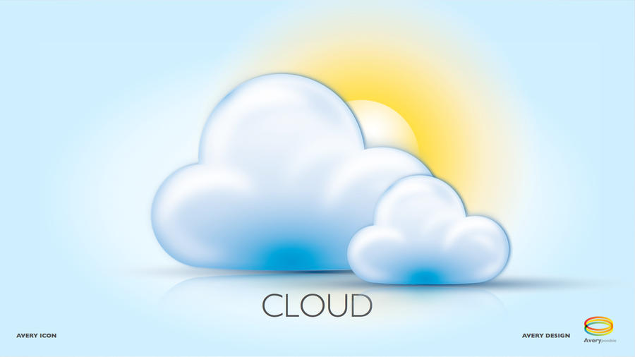 Cloud icon by a24040454