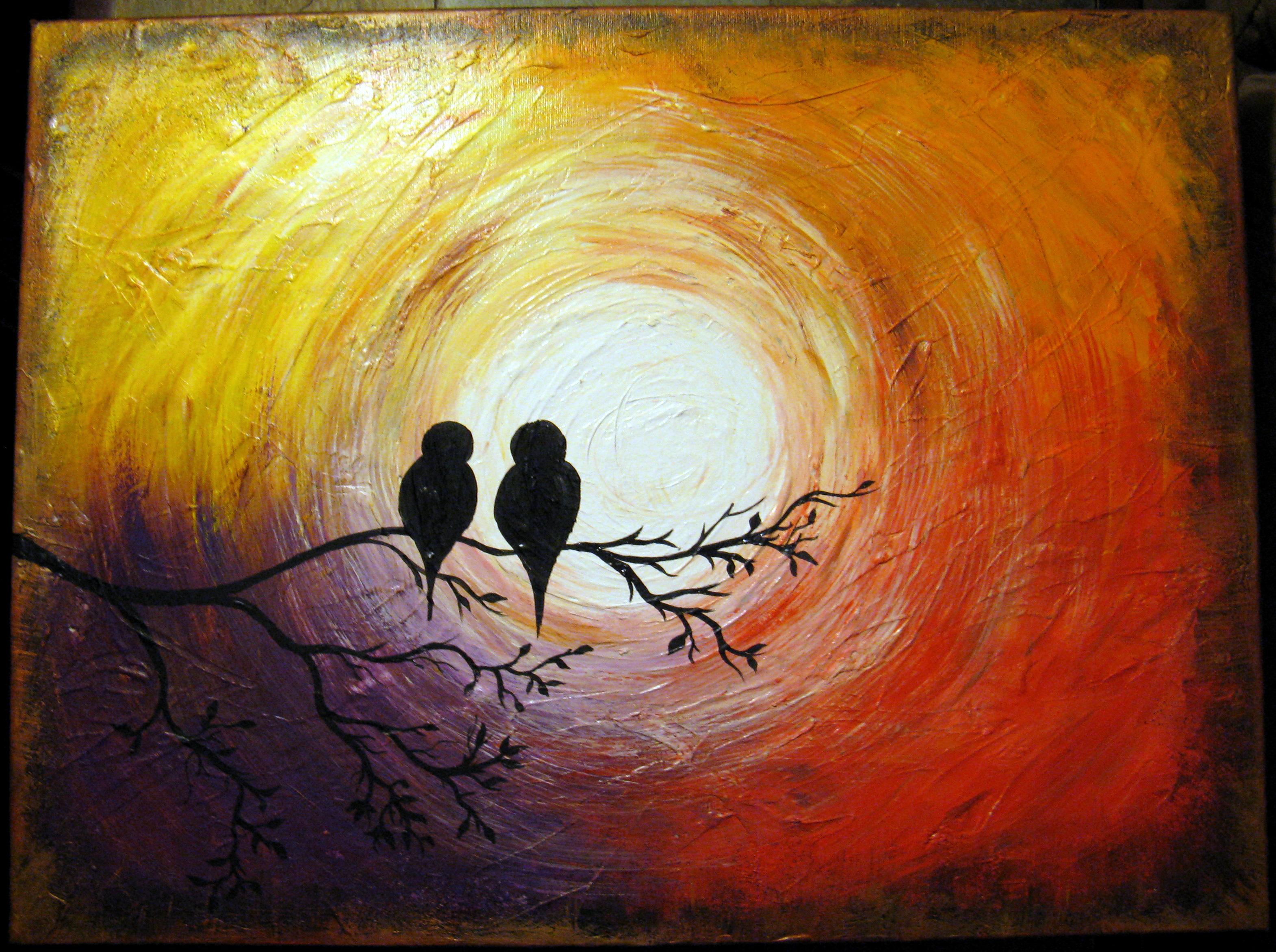Love Birds By ShellyJames