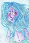 mermaid 2 by Grishnaka