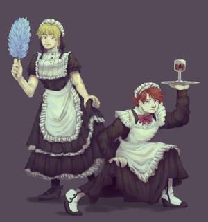 maids lol